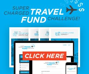Travel Fund Challenge